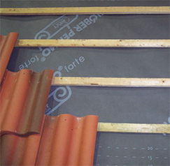 Pitched Roofing Underlays