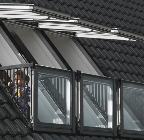 Balcony & Terrace Systems