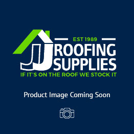Duratech White uPVC Roof Window Package including window flashing and blind