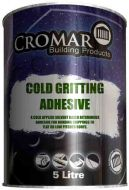 Cromar 5L Cold Gritting Adhesive