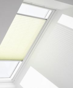 Velux FML Electric Pleated Blind - Pre 2014