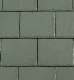 BMI Redland Cambrian Left Hand Verge Slate and a Half 29 Langdale Green 4704-29