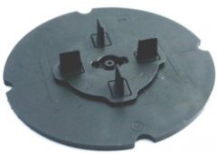 Wallbarn Rubber Paving Support Pads