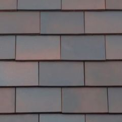 BMI Redland Rosemary Clay Classic Eaves/Top Tile 87 Blue Brindle (Smooth) 6504-87
