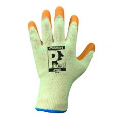 Pred4Grip Orange Gloves Latex