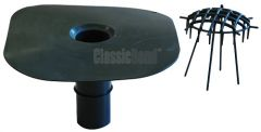 ClassicBond EPDM Anti Back Up Roof Drain