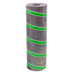 Code 3 100mm x 6m (4inch) Roofing Lead Roll