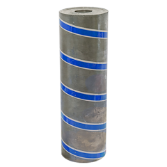 Code 4 Lead 150mm x 3m (6inch) Roofing Lead Roll