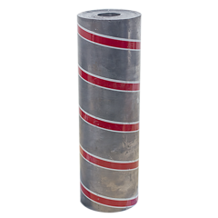 Code 5 Lead 240mm x 3m (9inch) Roofing Lead Roll