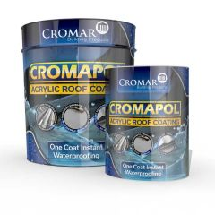 Cromapol Acrylic Waterproofing Roof Coating