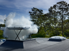 Velux CSP Flat Roof Smoke Vent Systems