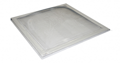 Coxdome Galaxy 1200x1800mm Double Skin Clear Dome