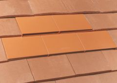 Klober Clay Plain Tile Vent