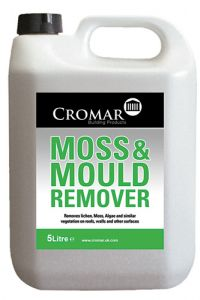Cromar Moss & Mould Remover 25L