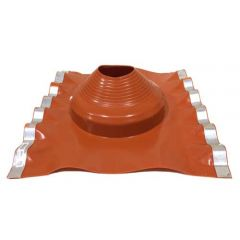 DEKS Dektite Silicone Red Soaker Pipe Flashing
