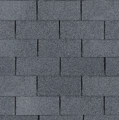 TechnoNICOL Standard Series Square Roof Shingles Grey 3m²