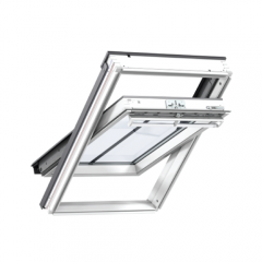 Velux GGL 2570H White Painted Centre Pivot Conservation Window Only