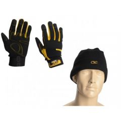 CLC Gloves with Beanie Hat