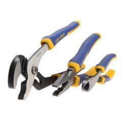 Vise-Grip Set of 3 Plier Set