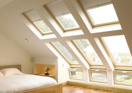 How to Pick the Best Roof Windows for Your House - Velux | JJ Roofing Supplies | JJ Roofing Supplies
