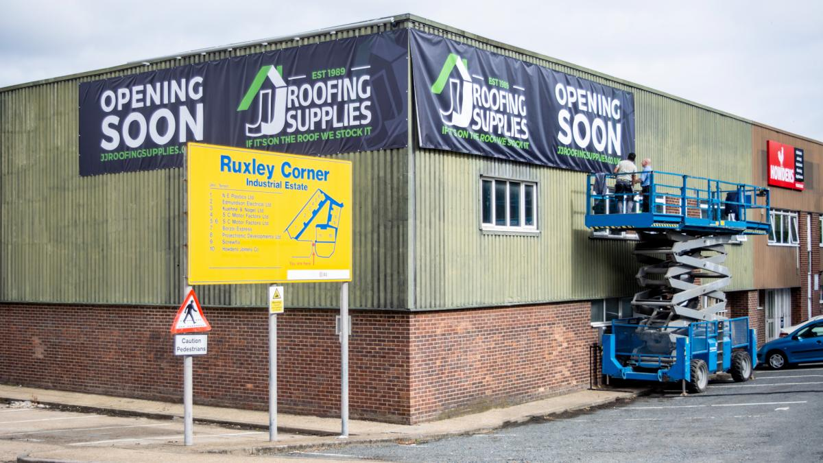 New Sidcup Store Opening Soon.