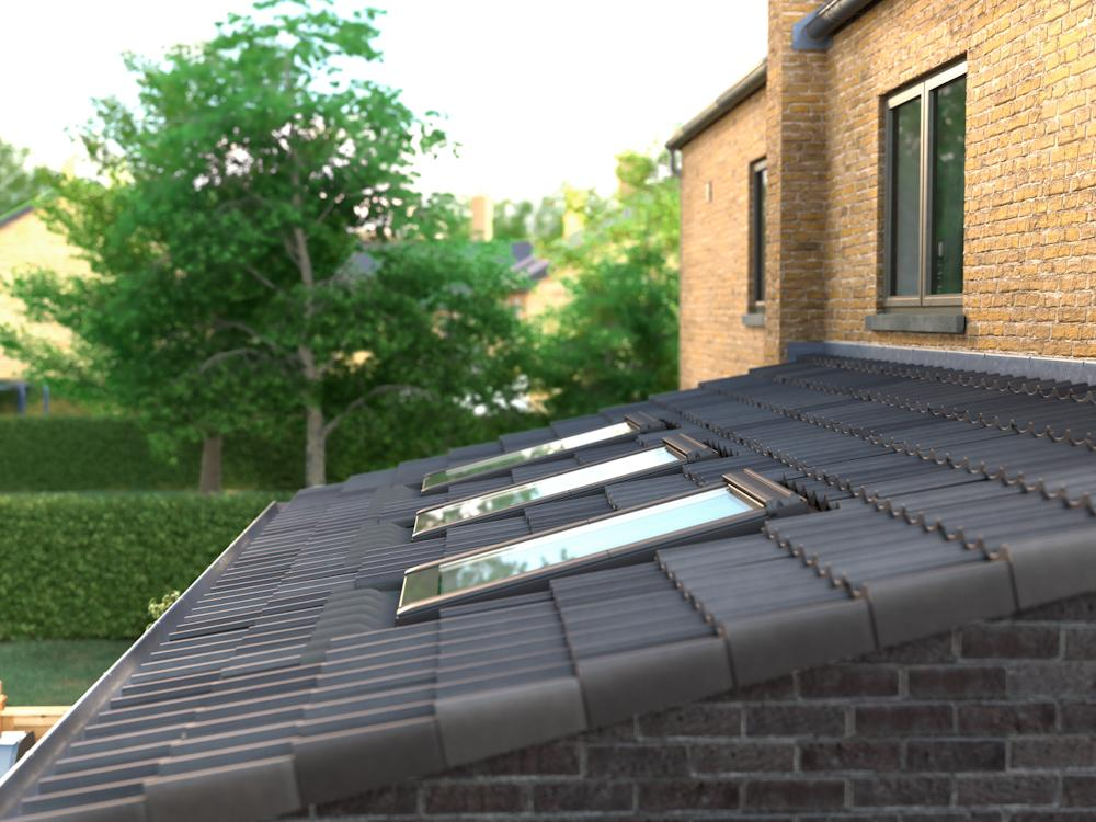 Velux launch Low Pitch roof window to use as low as 10°