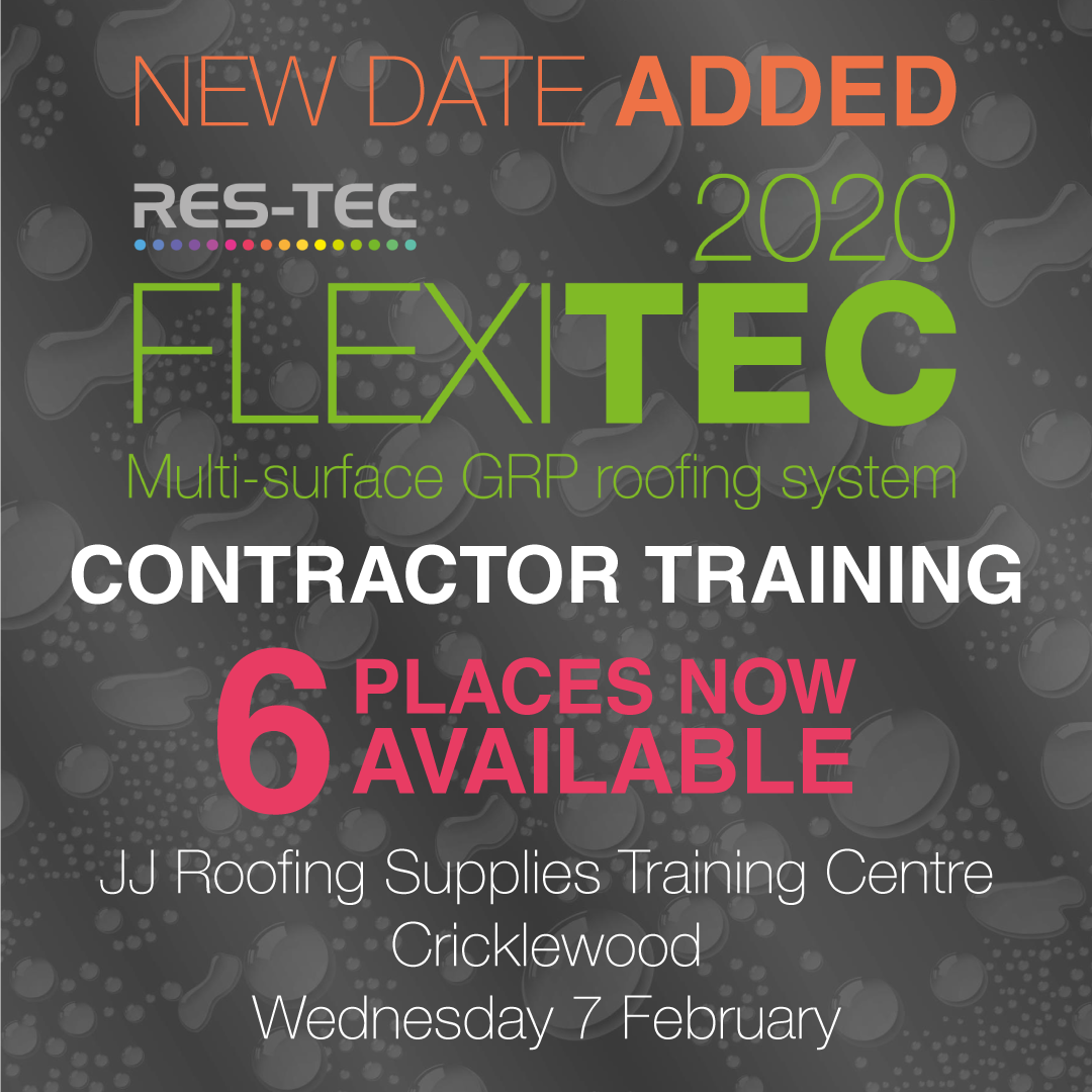 New Date Added for Flexitec 2020 Contractor Training | Wednesday 7 February