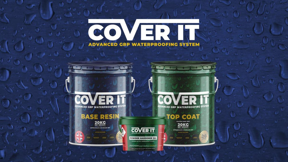Introducing Cover It Advanced GRP Waterproofing System