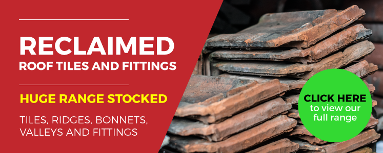 Reclaimed Roof Tiles Available
