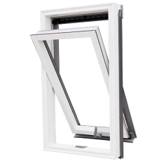 Duratech Centre Pivot White UPVC