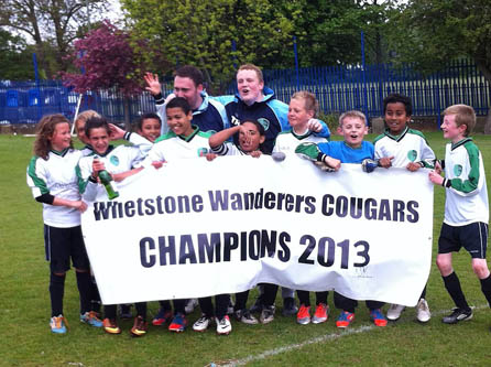 Under 11 Cougars