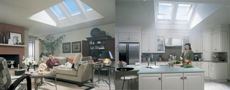 The Difference Between Roof Amp Skylight Windows At Jj