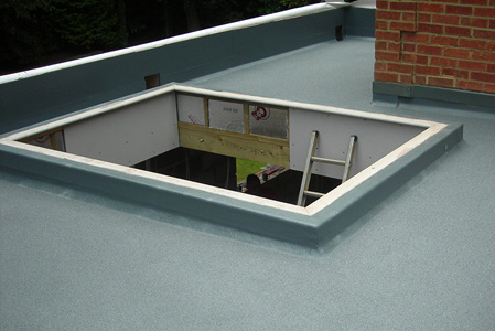 What Is A Skylight Upstand Jj Roofing Supplies