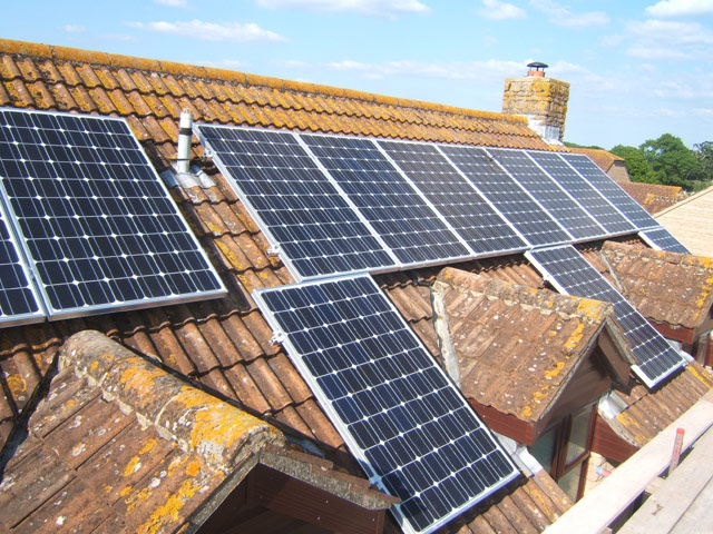 Residential Solar Panels UK