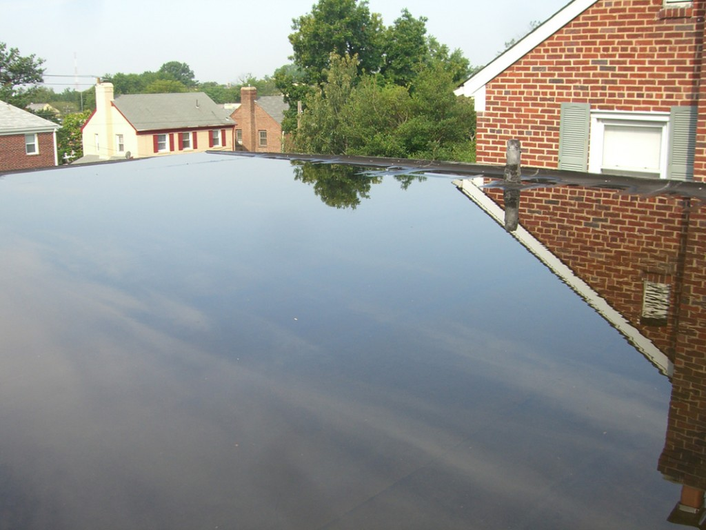Everything You Need To Know About Flat Roofs From