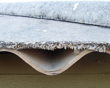 Are Asbestos Roof Tiles Dangerous?