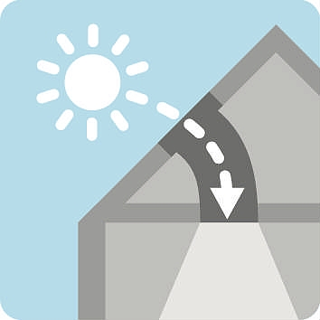 What is a sun tunnel solar tube or tubular skylight jj for What is a sun tunnel