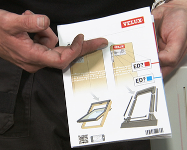 How to install a Velux Integra Electric Roof Window - Part 2