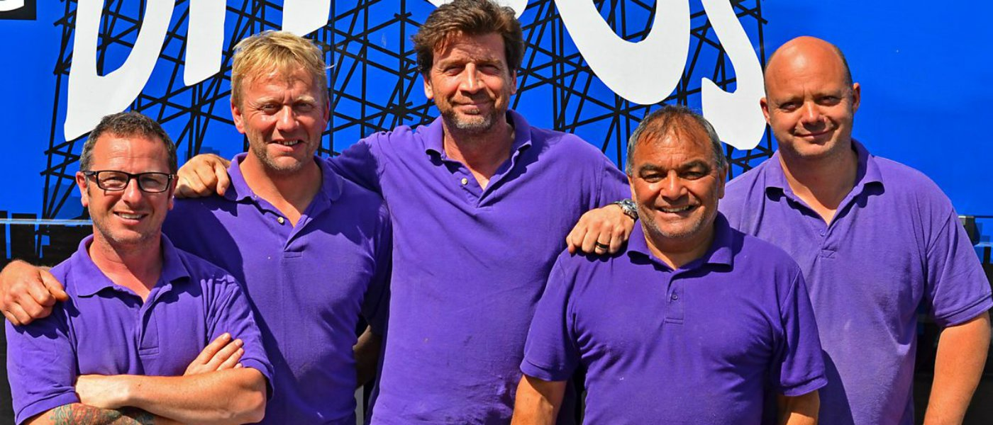 JJ Roofing Supplies support DIY SOS The Big Build Barnet