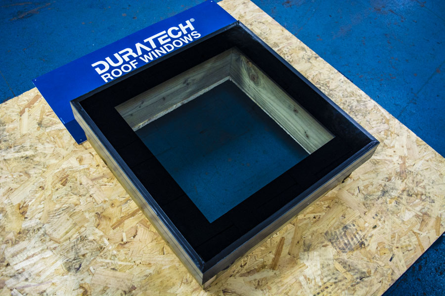 Introducing The New Duratech Flat Glass Skylight Jj