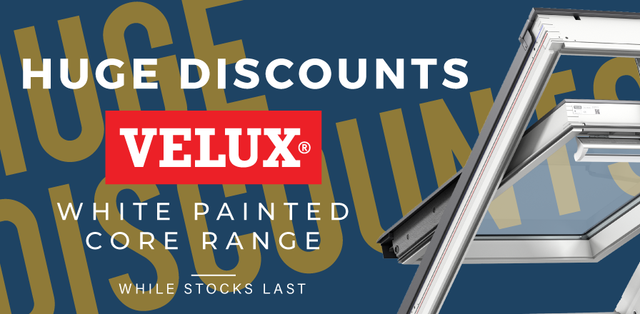 Velux Low Prices on at JJ Roofing Supplies