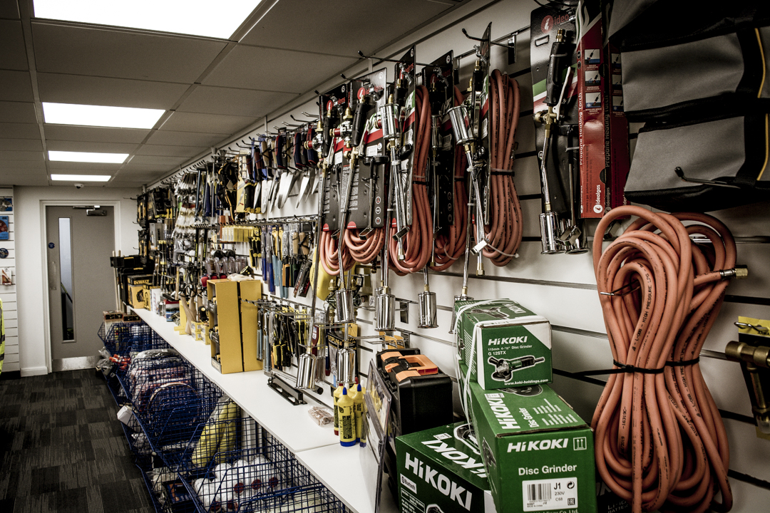 Roofing Tools | Update 14 | Southall Store Coming Soon