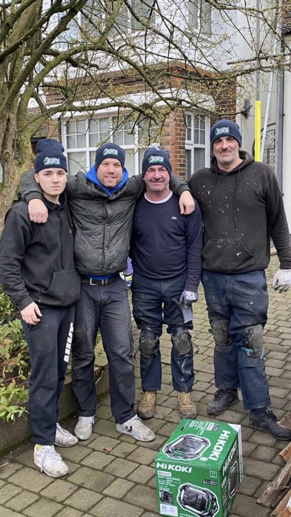 Youngs Roofing and Building Solutions Beanie Hat Competition Entry 2020 JJ Roofing Supplies