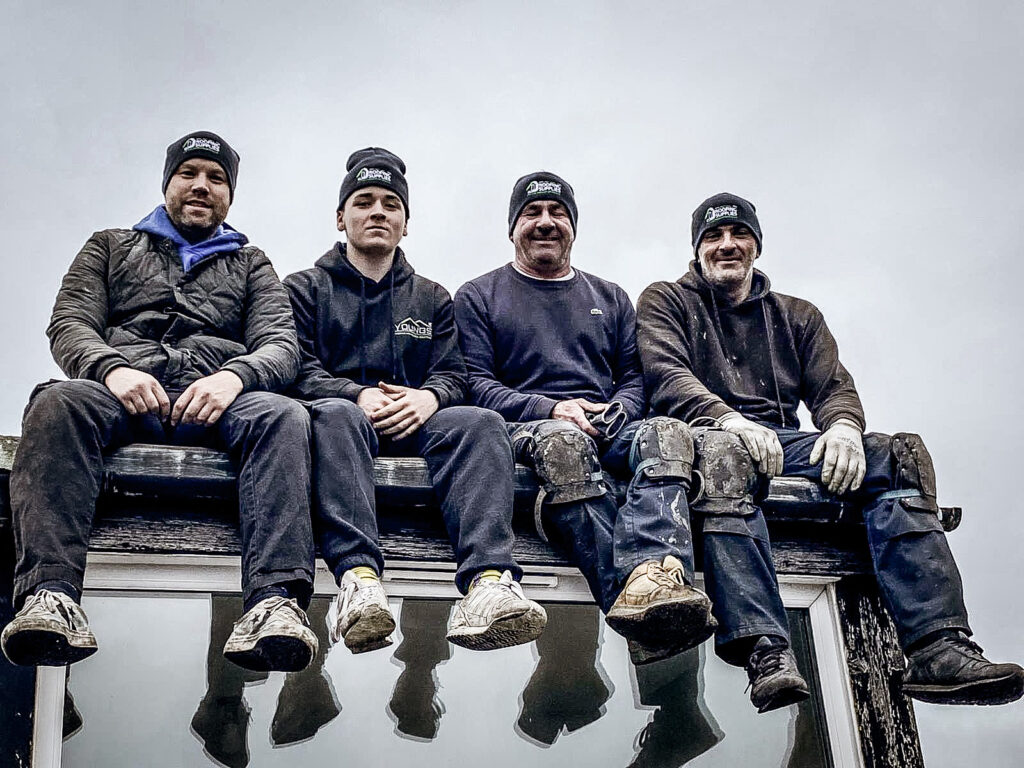 Youngs Roofing and Building Solutions 2nd entry to JJ Roofing Supplies Beanie Competition 2020