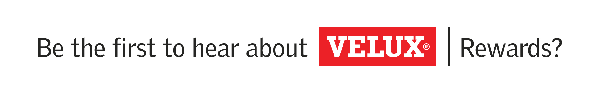 Be the first to hear about VELUX Rewards by visiting JJ Roofing Supplies social channels